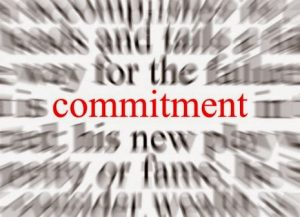 Staying Committed to your Goals & Personal Development
