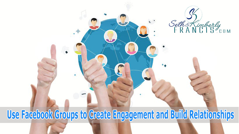 How to connect Facebook groups and increase engagement.